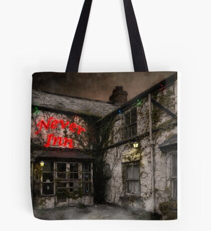 Never Inn Tote Bag