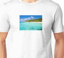 Snorkelling in the Maldivian Atolls - Indian Ocean Unisex T-Shirt