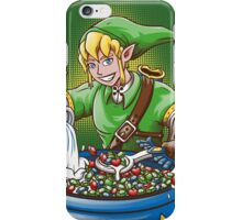 Link's Fruipees (minimalistic)  iPhone Case/Skin