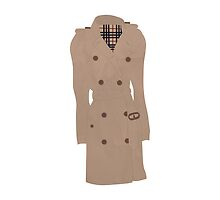 Alex Loves Classic Burberry Trench by LittleKingdoms
