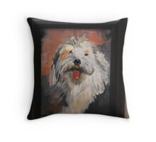 SOPHIE BELLE Throw Pillow