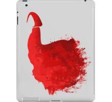 The Red Cap  iPad Case/Skin