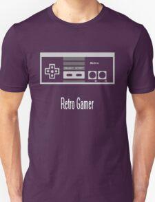 Retro Gamer Unisex T-Shirt