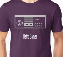 Retro Gamer Unisex T-Shirt