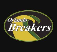 Orlando Breakers Football Team by flip20xx