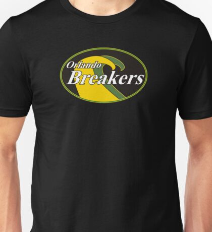 Orlando Breakers Football Team Unisex T-Shirt