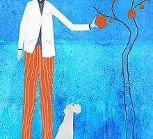 The Orange Tree by jripleyfagence