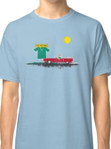 Roadtrip to nowhere Classic T-Shirt