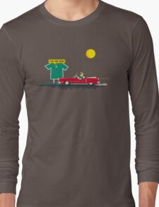 Roadtrip to nowhere Long Sleeve T-Shirt