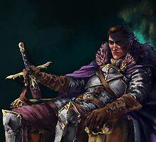Prince Sebastian Vael by hollyoakhill