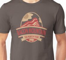Bacon Mountain Unisex T-Shirt