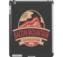 Bacon Mountain iPad Case/Skin