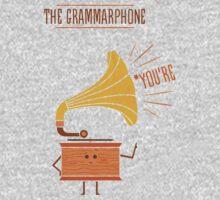 Grammarphone Baby Tee
