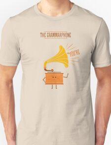 Grammarphone T-Shirt