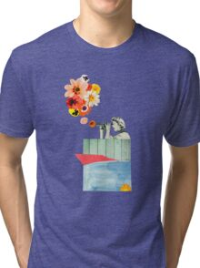 in bloom Tri-blend T-Shirt