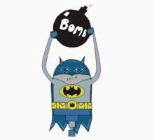 Batman 66 Tribute Kids Clothes