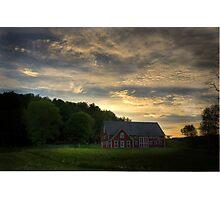 Common Sense Farm Photographic Print
