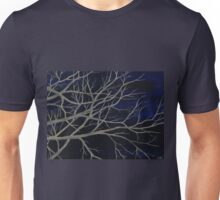 night trees Unisex T-Shirt