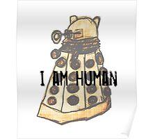 I Am Human Poster