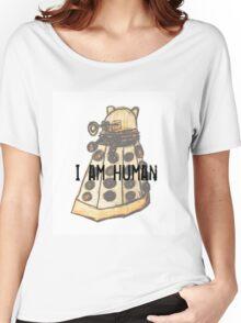 I Am Human Women's Relaxed Fit T-Shirt