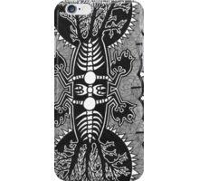 Bio Lizard Spine iPhone Case/Skin