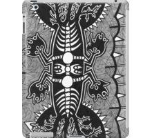 Bio Lizard Spine iPad Case/Skin