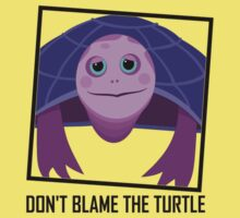 DON'T BLAME THE TURTLE Kids Clothes