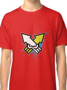 Splatoon - Turf War (Blue Splat) Classic T-Shirt