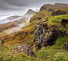 Storm clouds over Quiraing by Shaun Whiteman