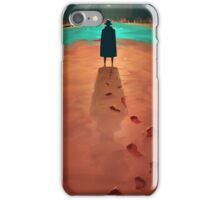 Still right here iPhone Case/Skin