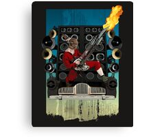 Doof Warrior Canvas Print