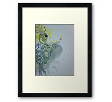 Journey of the Crown Framed Print