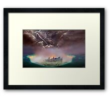 Great Flood Framed Print