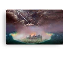 Great Flood Canvas Print