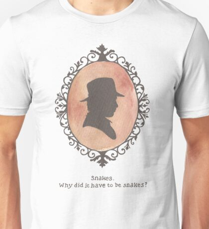 Indiana Jones Cameo Unisex T-Shirt