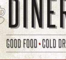Beekman's Diner Sticker