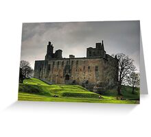 Linlithgow Royal Palace Greeting Card