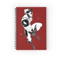 Comic Book Hero 1 Spiral Notebook
