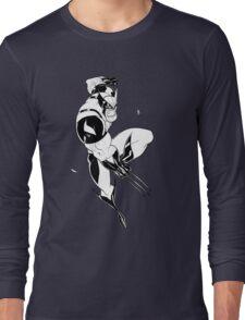 Comic Book Hero 1 Long Sleeve T-Shirt
