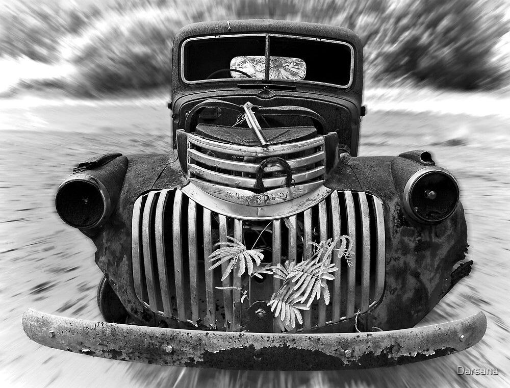 Old Speed Demon by Tony Steinberg