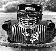 Old Speed Demon by Tony Steinberg