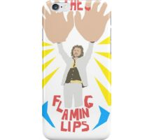 The flaming lips - big hands iPhone Case/Skin