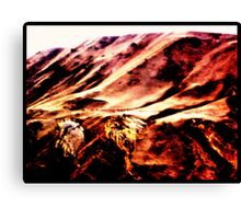 Wenatchee Landscape Canvas Print