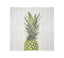 Polka dot Pineapple Scarf