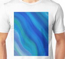 Ocean Energy Painting  Unisex T-Shirt