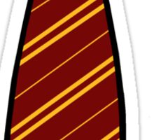 Potter-Tie Sticker