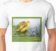 Green Twig of Hope Unisex T-Shirt