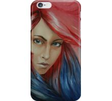 Midnight Flame iPhone Case/Skin