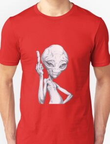 Paul - the alien Unisex T-Shirt