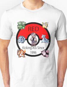 Red - Kicking Ass Since 1996 T-Shirt